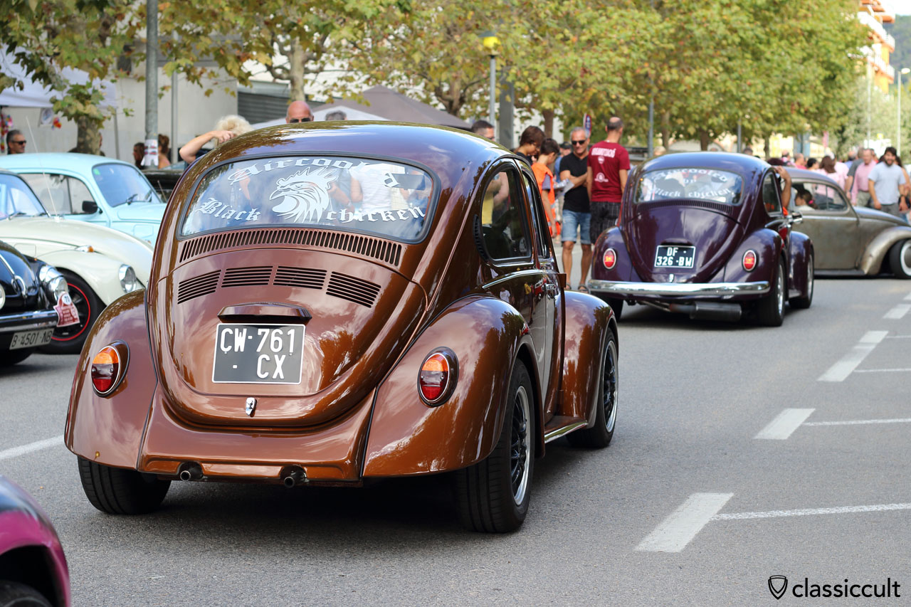VW Beetle, Aircooled by Black chicken
