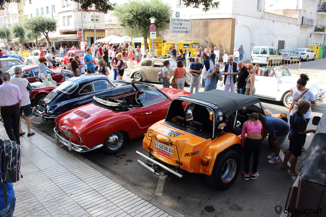 Tossa VW Meeting 2015