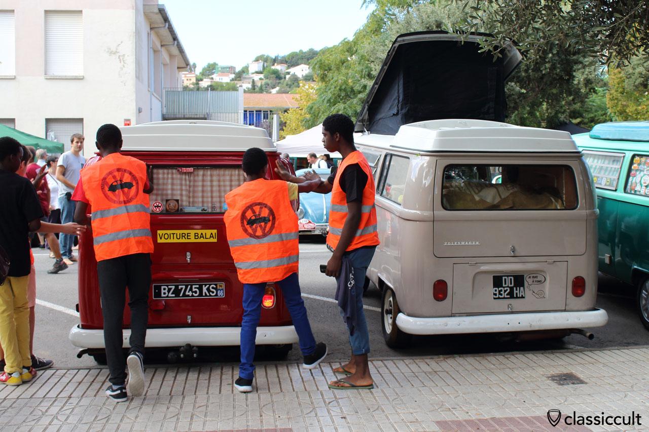 Team, Amics del Volkswagen de Catalunya club (AVWC)