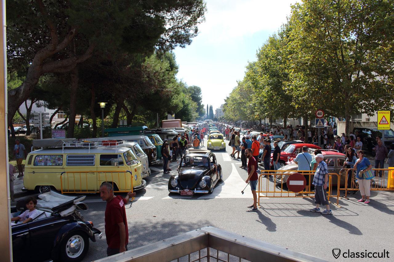 Classic VW Meeting Tossa Spain 2015