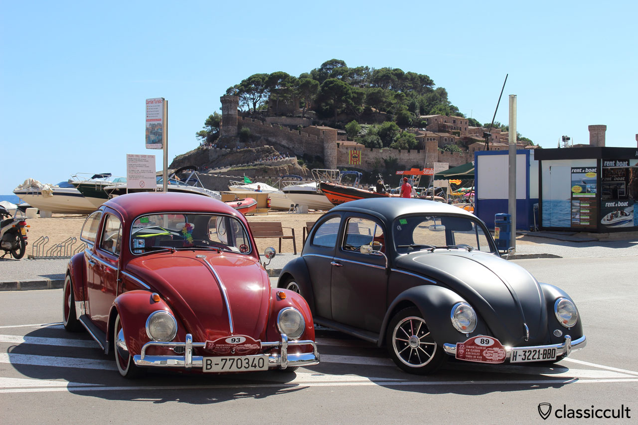 Tossa de Mar Classic VW Meeting 2015
