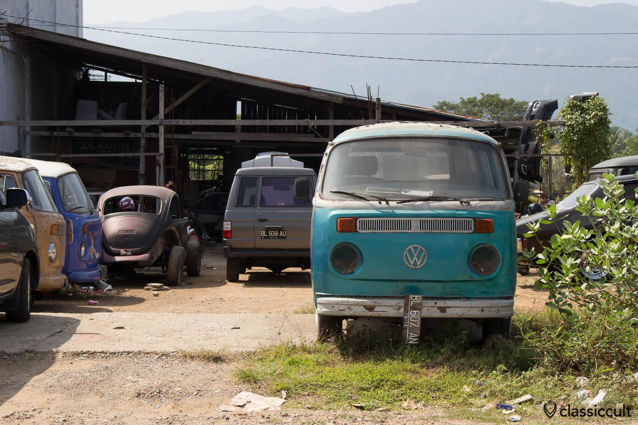 Vintage Volkswagen at RMG Rendezvous Mobil Group ACEH BESAR