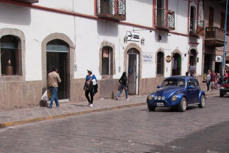 Volkswagen Escarabajo Cusco, Peru