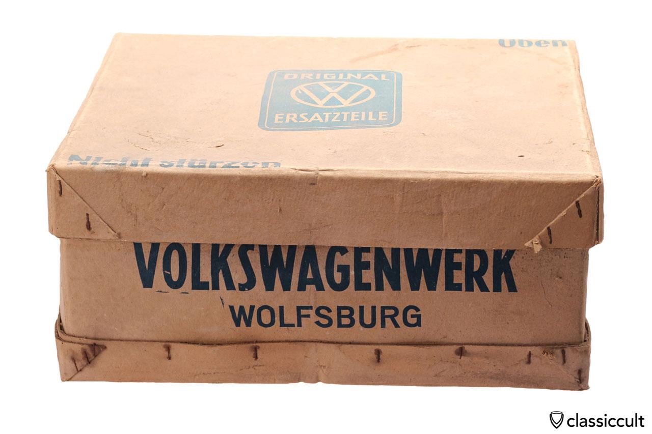 Vintage Volkswagenwerk Wolfsburg Box
