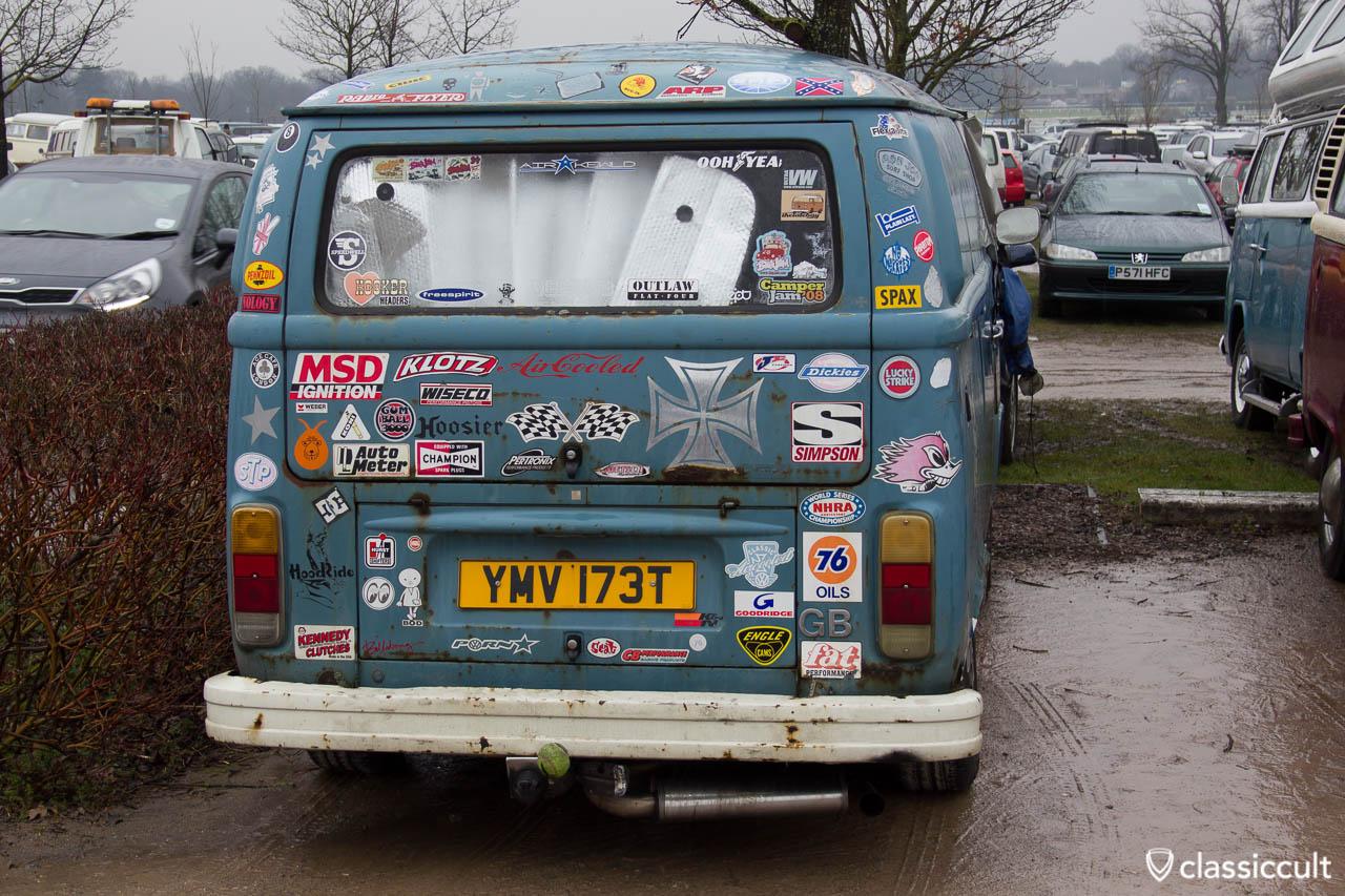 VW T2 Panelvan