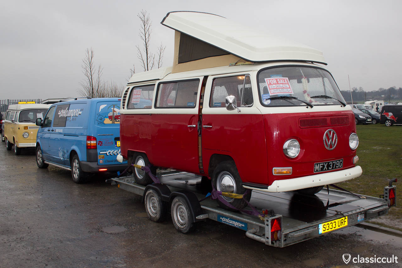 cool campers Westfalia
