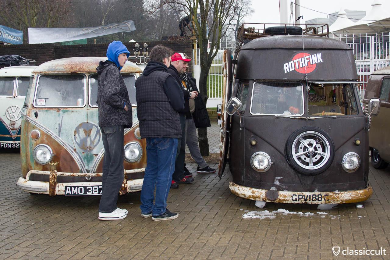Rothfink Industries VW Bus