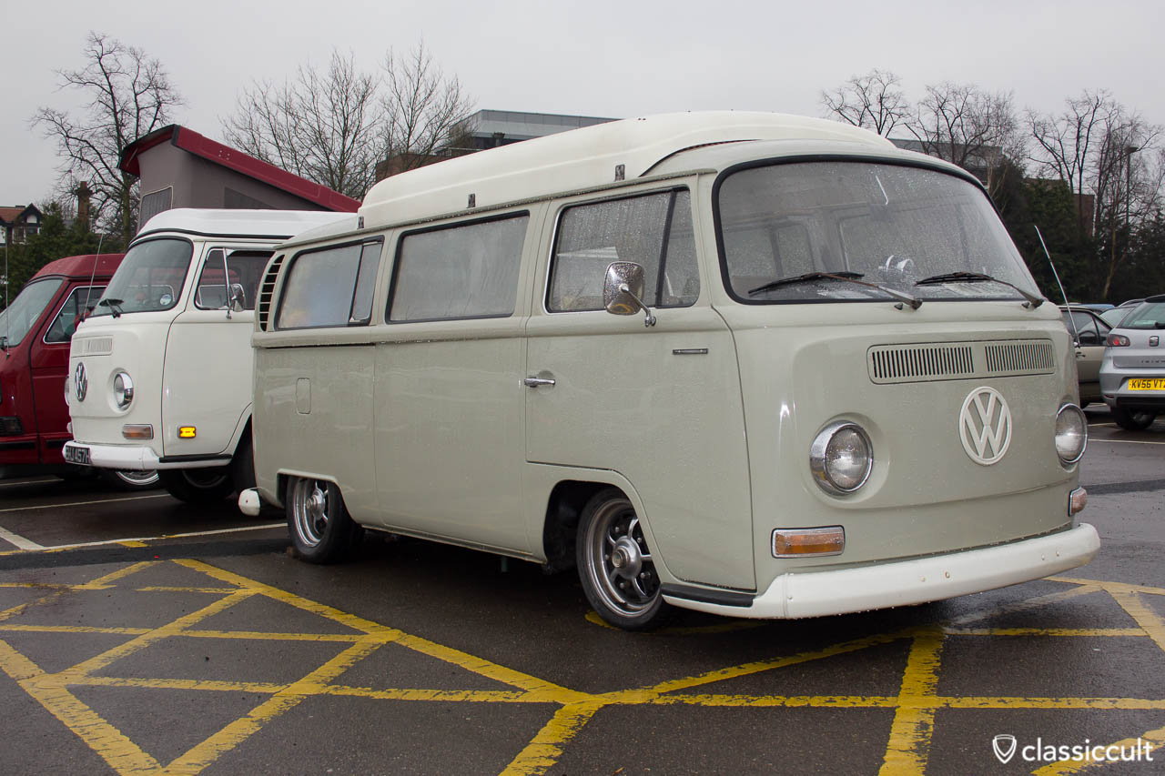 Westfalia T2 with Sprint Star wheels
