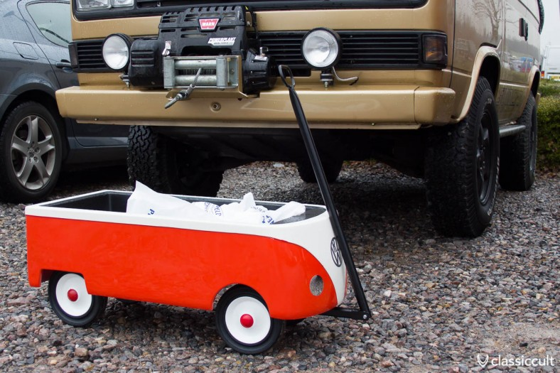 VW rusty lee wagons