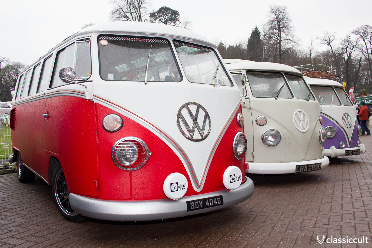 Cibie Fog Lights on VW Split Bus