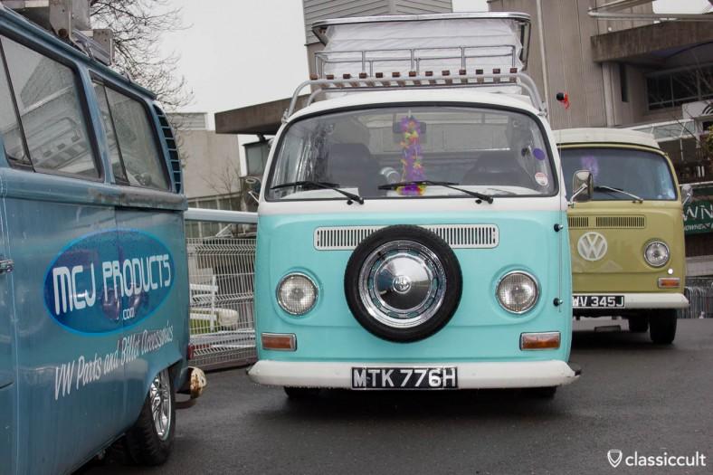 T2 Camper Bus VolksWorld Show