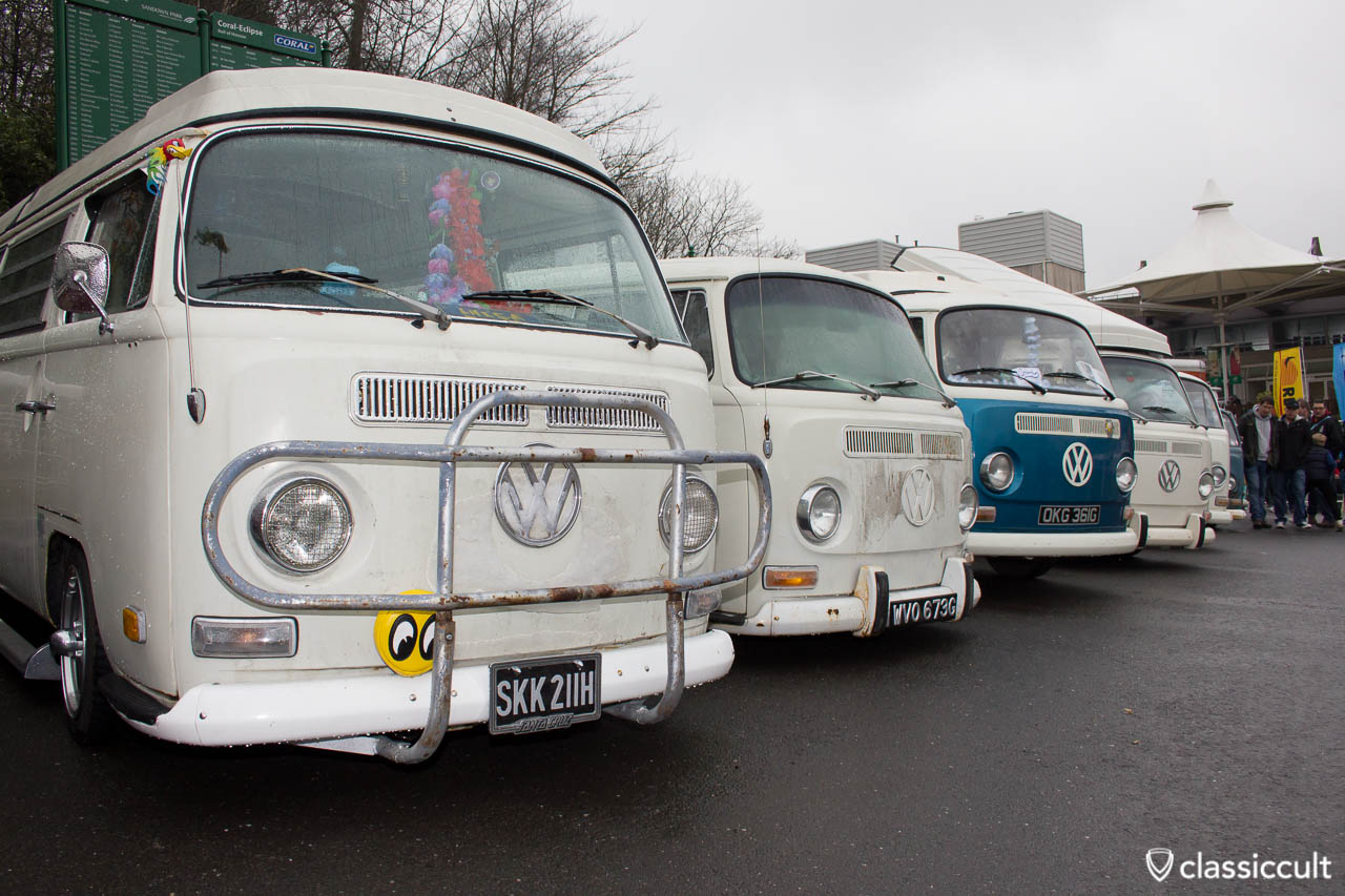 T2 Westfalia Volksworld Show 2013