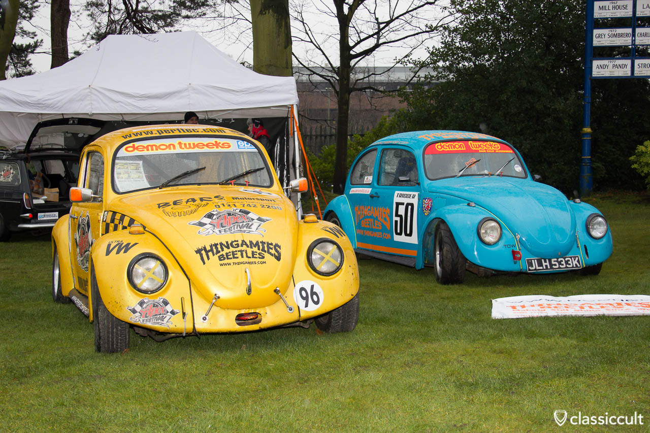 Thingamies Motorsport Beetles