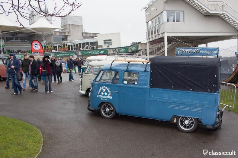 Pickup T1 bus