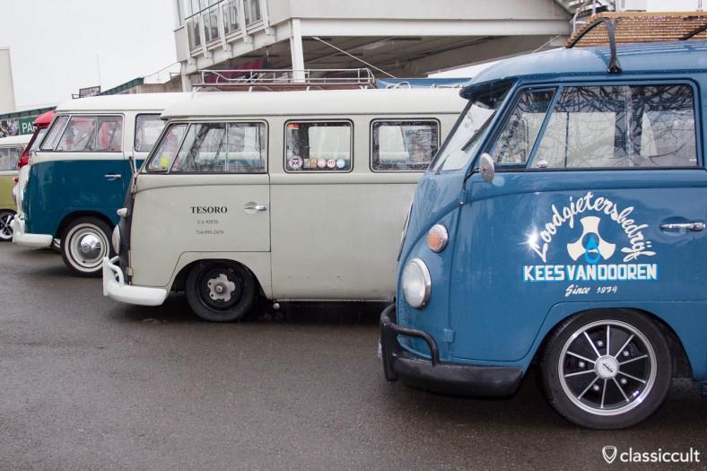 VW T1 Bus Volksworld London 2013