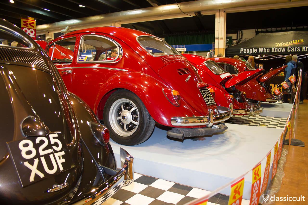 VW Beetles Sandown Park Volksworld 2013