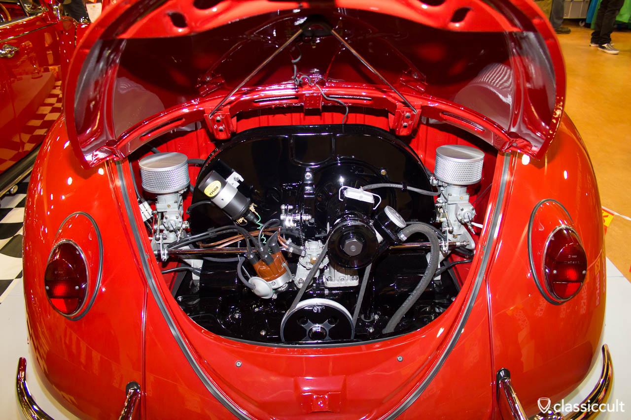 dual carb VW Beetle
