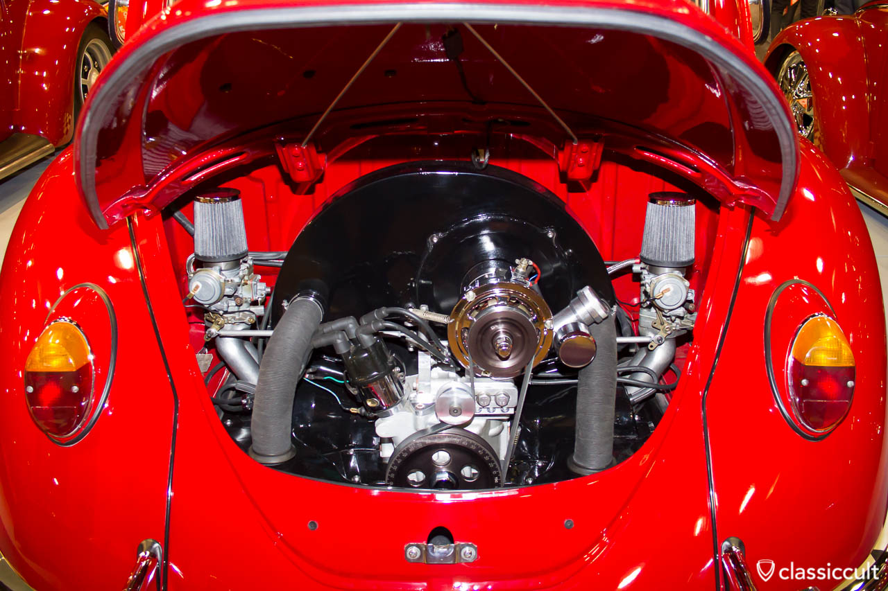 VW Bug with dual carb