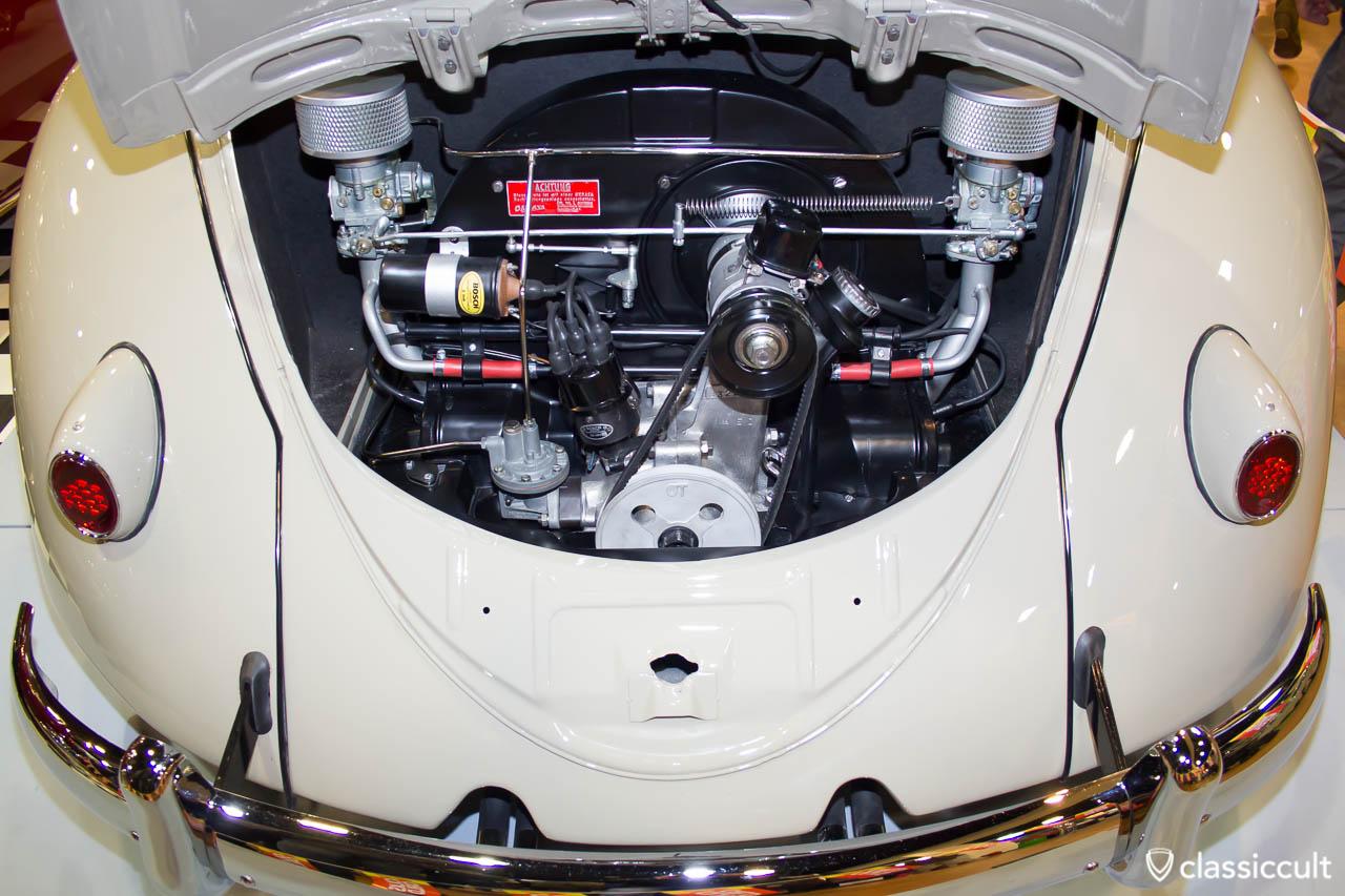 VW Okrasa motor