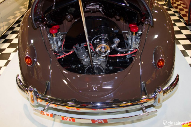VW Vert with dual carb motor