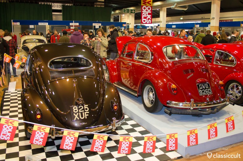 Oval Bug Volksworld Show 2013