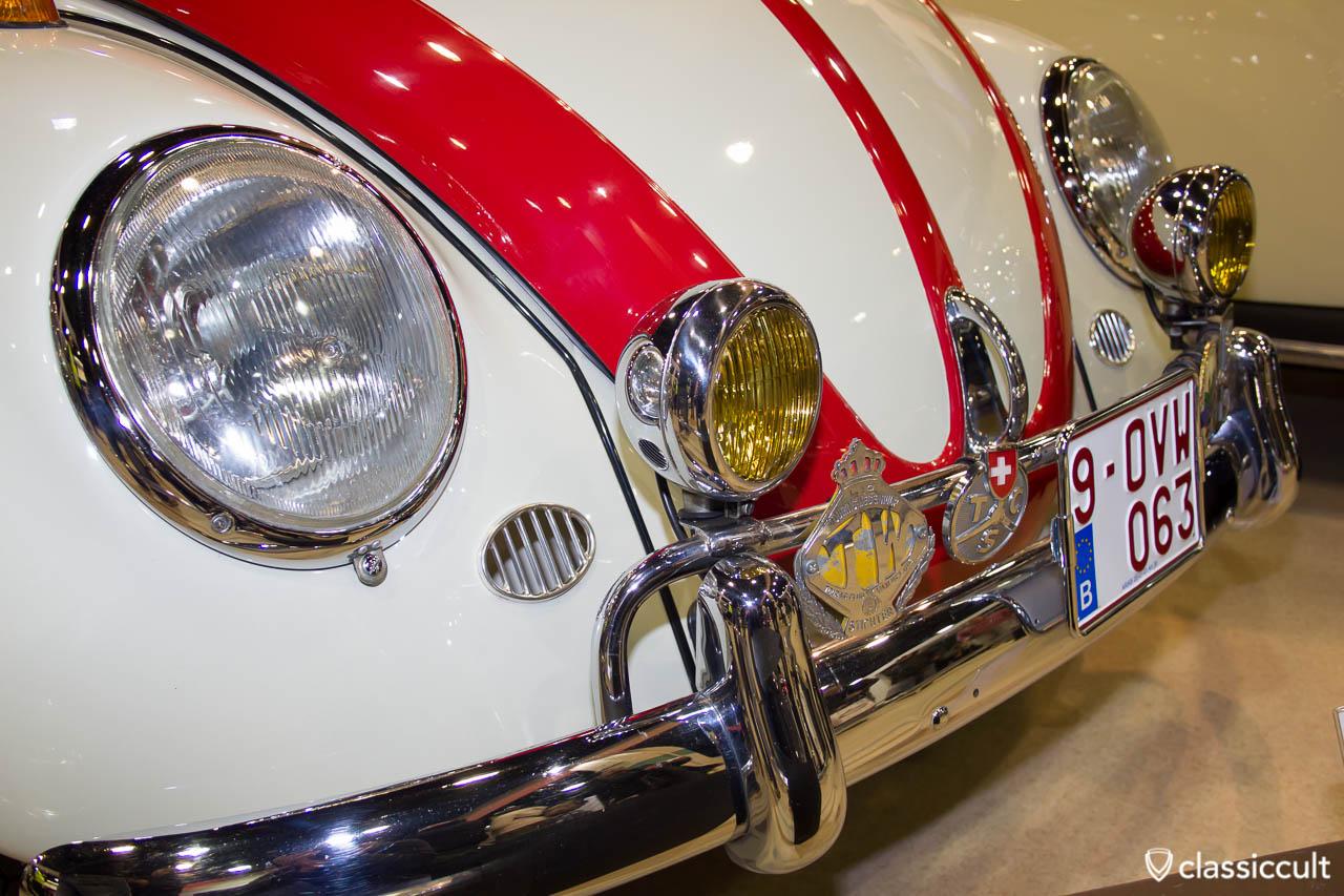VW Beutler Pick up fog lights