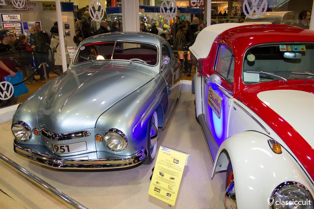 VW Rometsch Beeskow 1951 coachbuilt