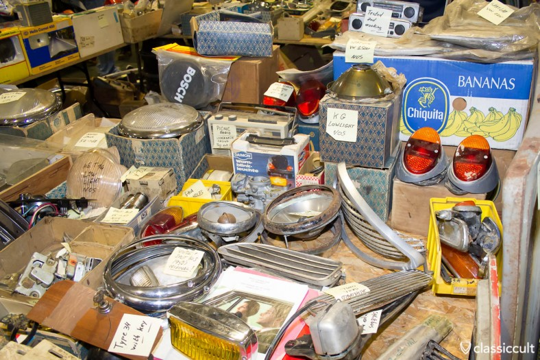new old stock parts Volksworld 2013