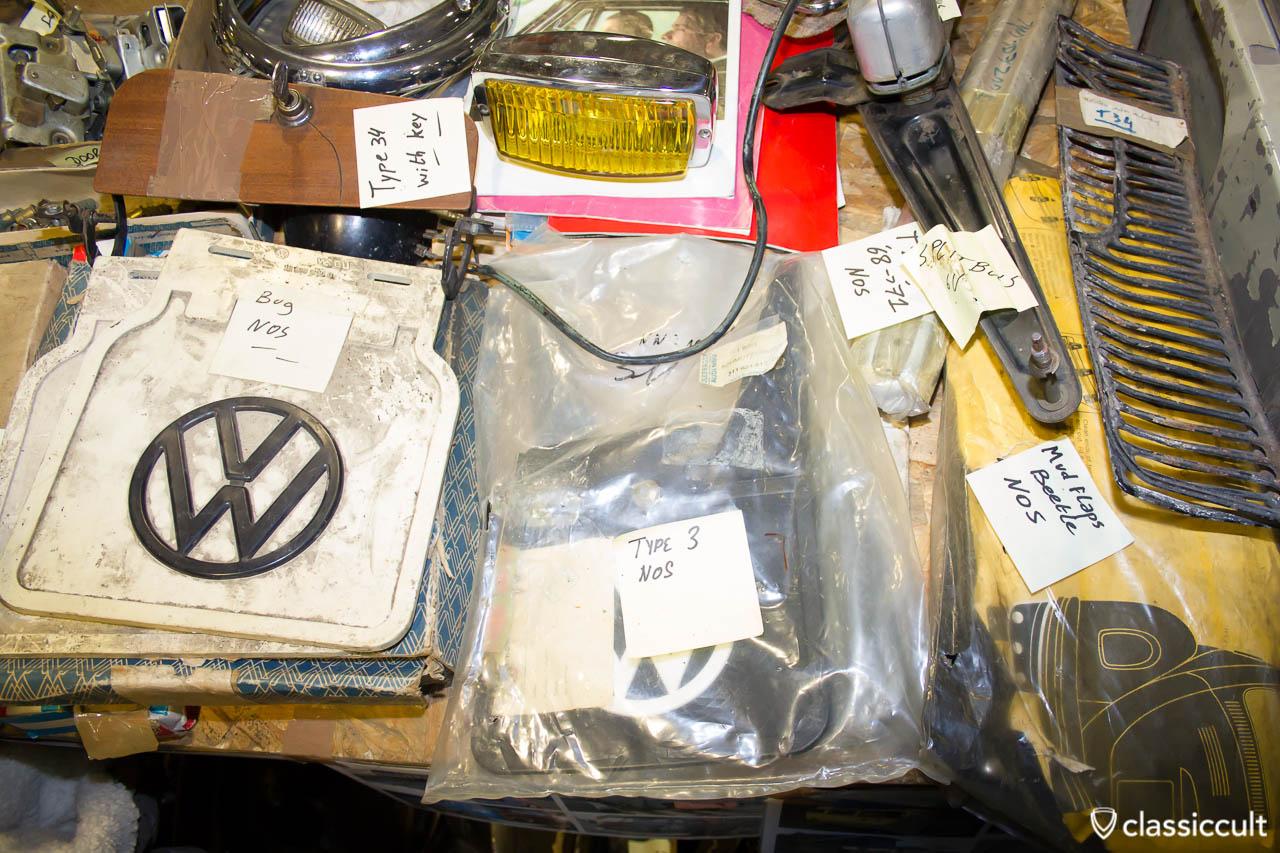 Vintage VW Parts Volksworld 2013