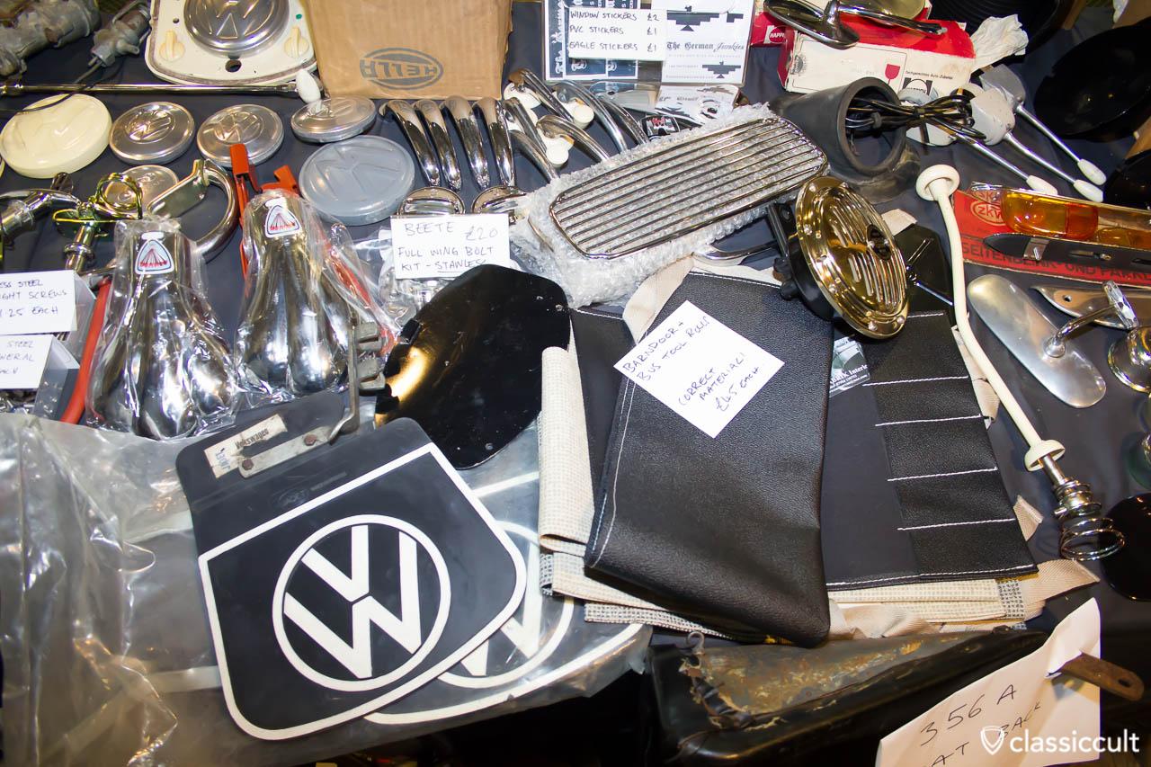 vintage VW parts