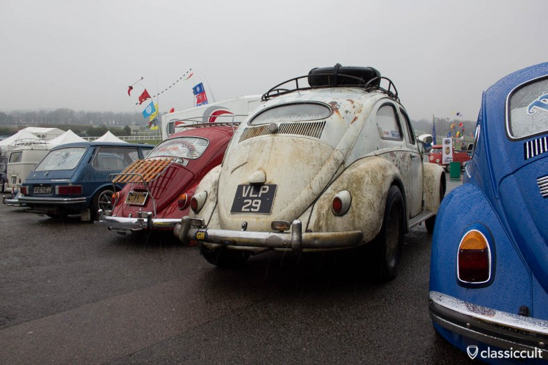 VW Oval with patina