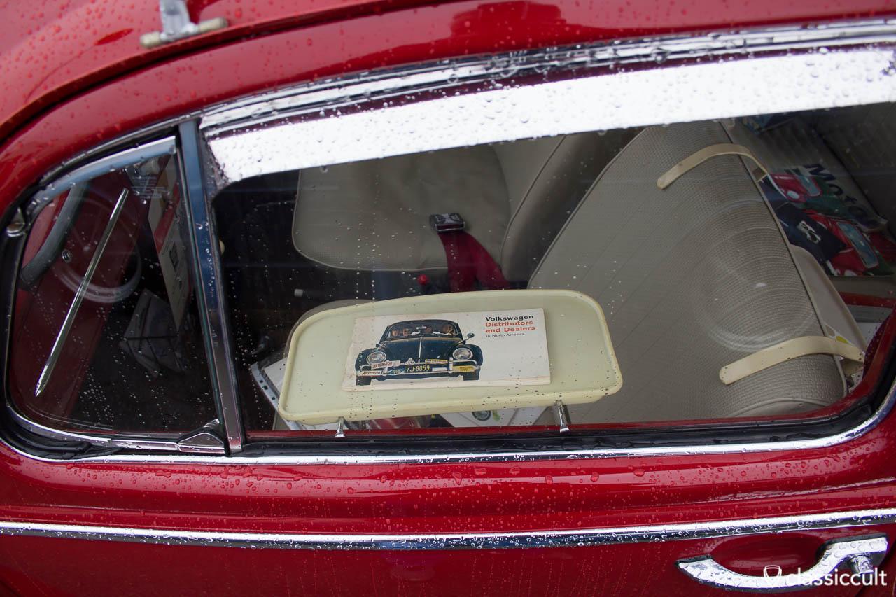 Restowagen UK Accessories VW Bug