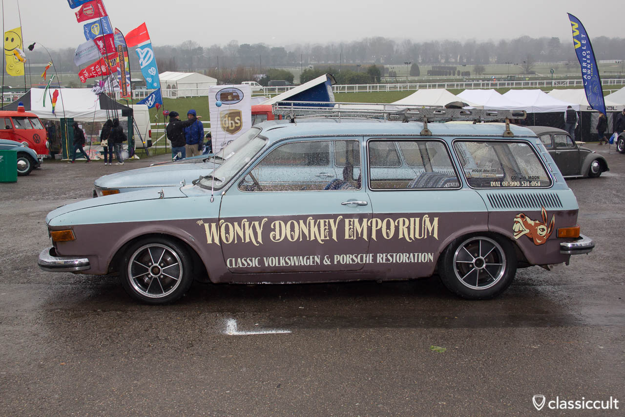 VW 412 Wonky Donkey Emporium