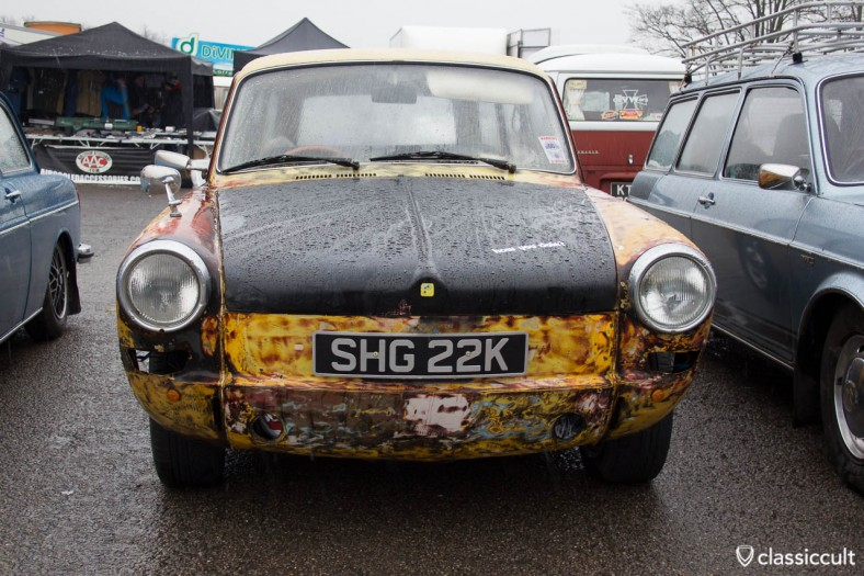 rusty Type 3 Squareback
