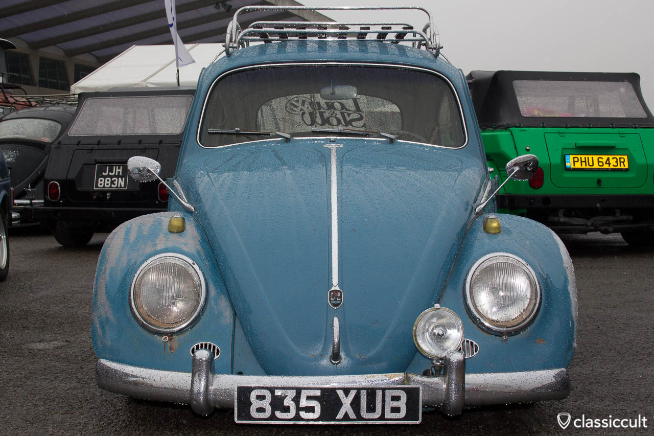 Low and Slow VW Club Beetle