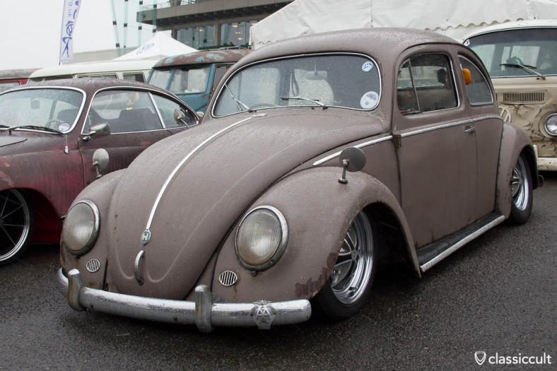 slammed VW Oval