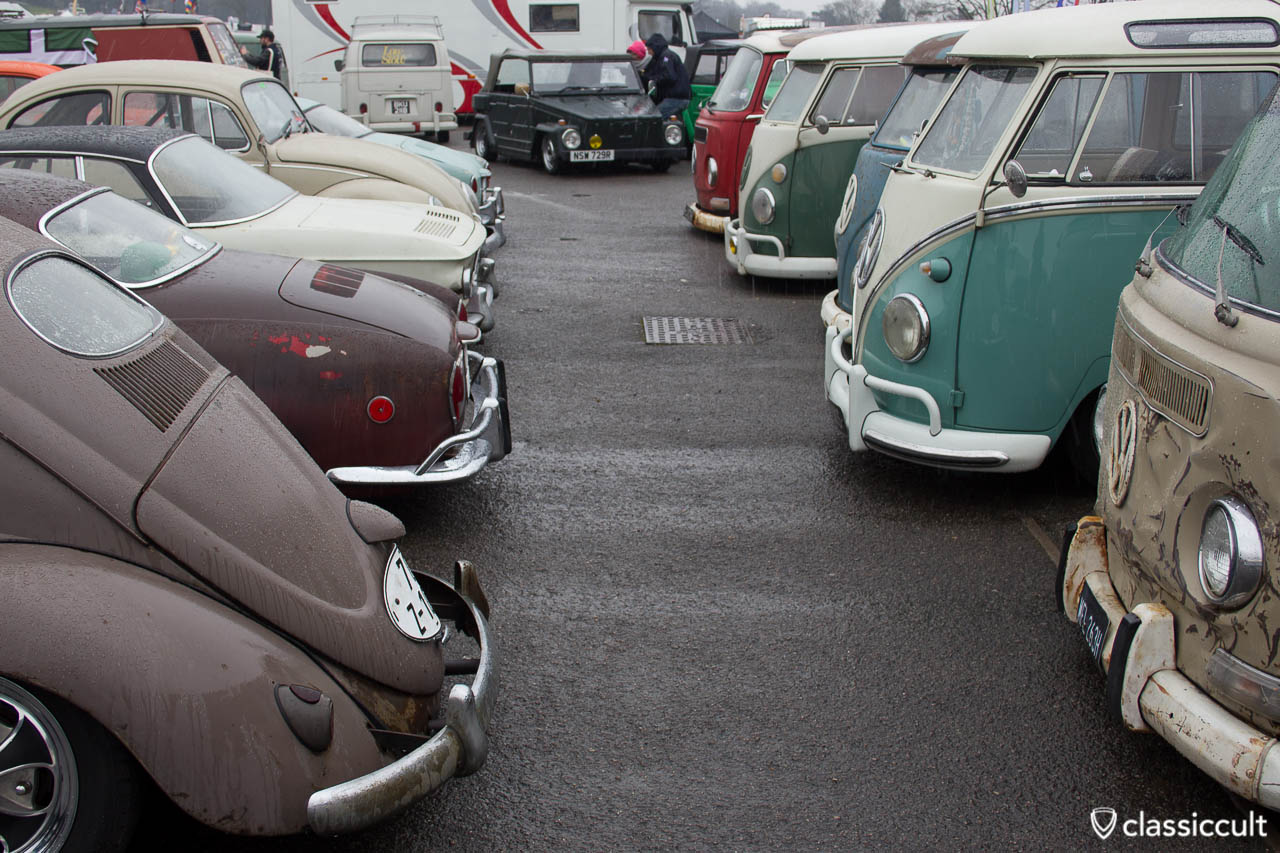 Vintage VWs  Volksworld 2013