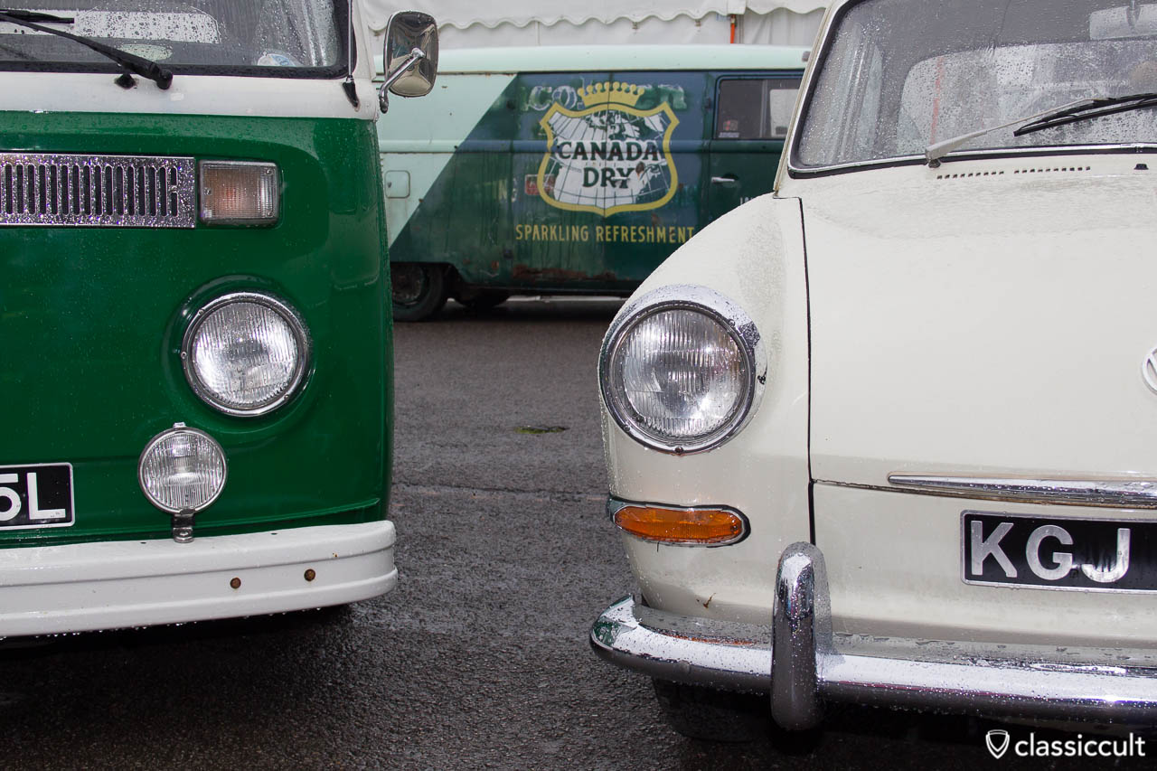 VW Type 3 meets T2