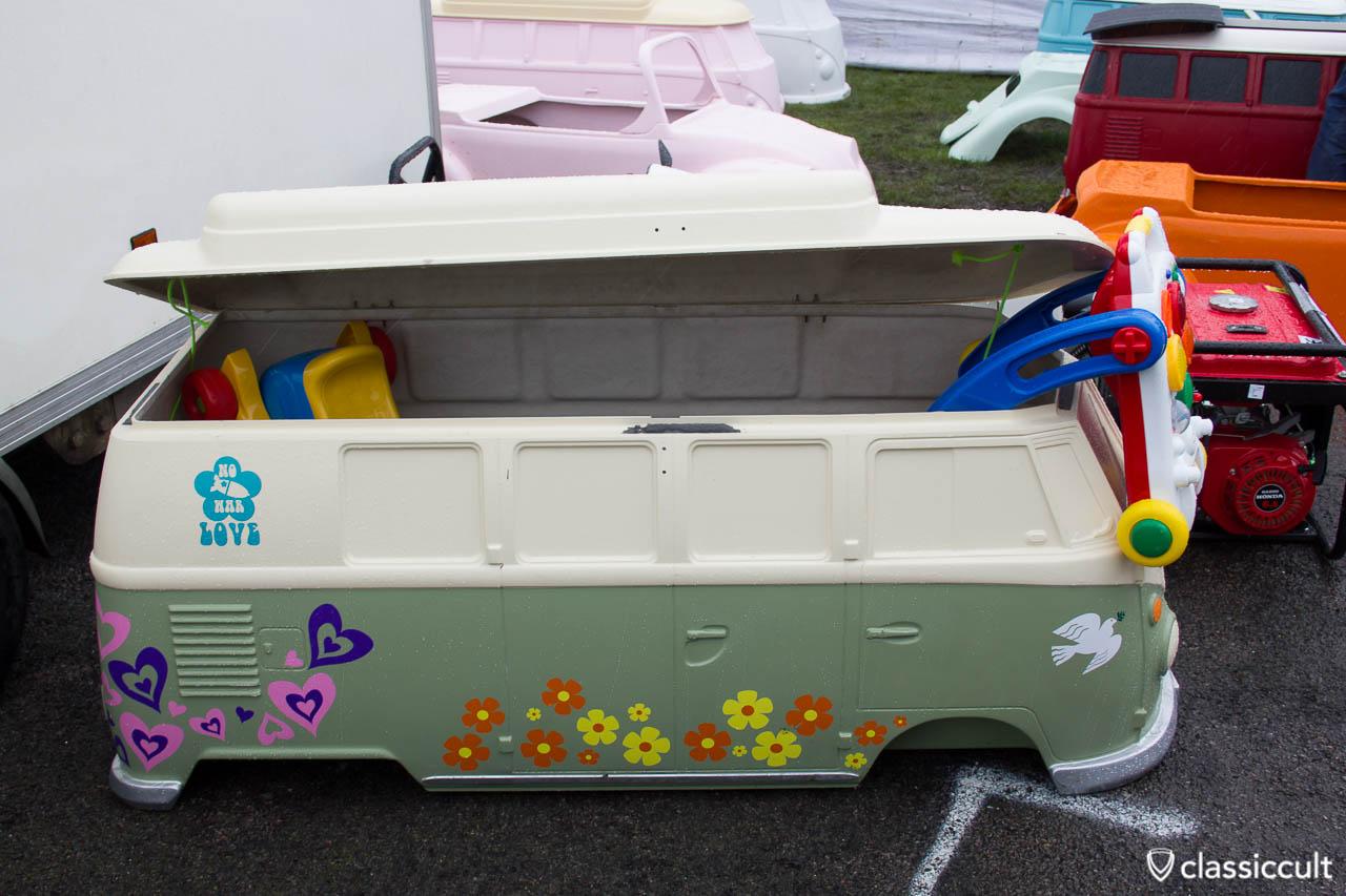 small VW T1 Box