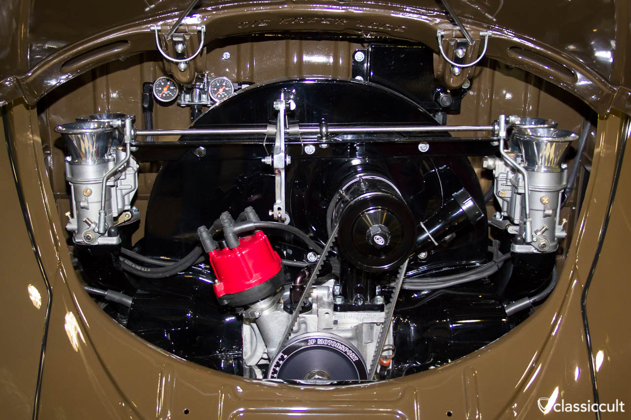 VW bug motor tuning