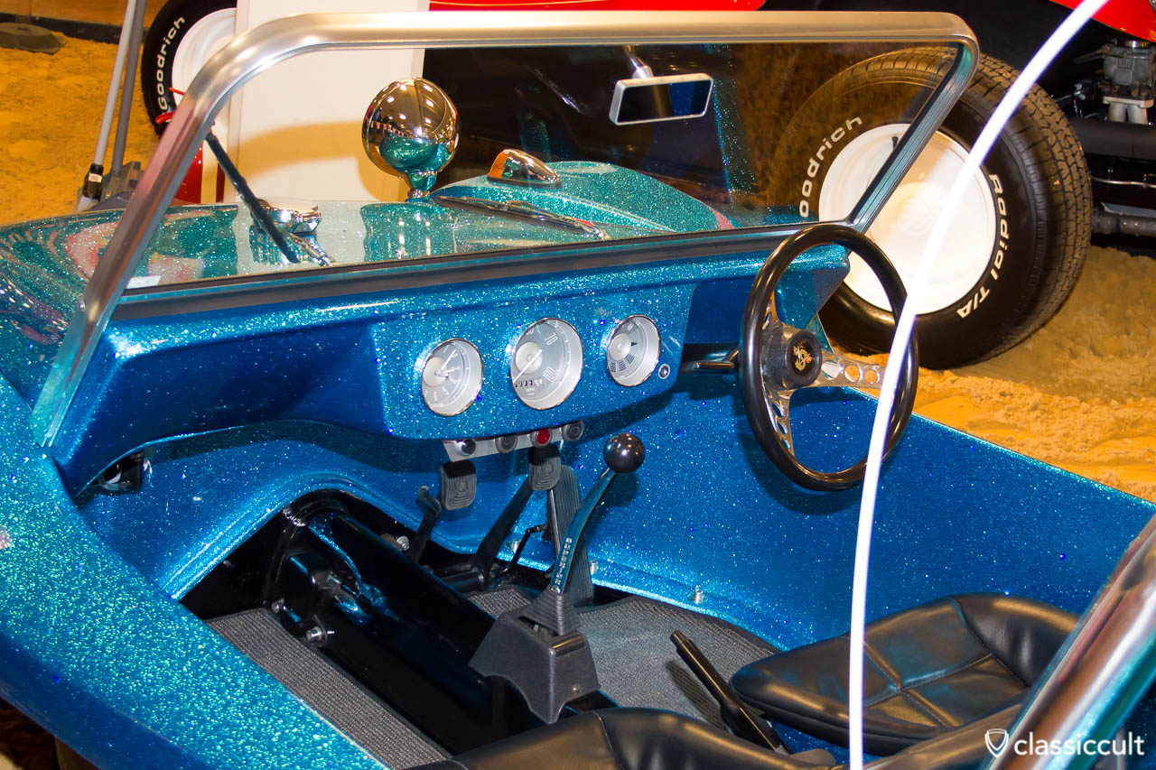 VW Buggy Dashboard