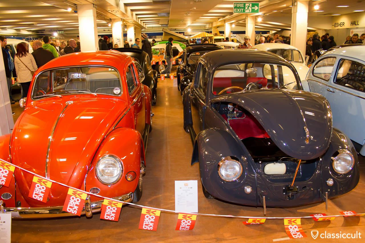 Bugs on Volksworld Show London Esher 2013