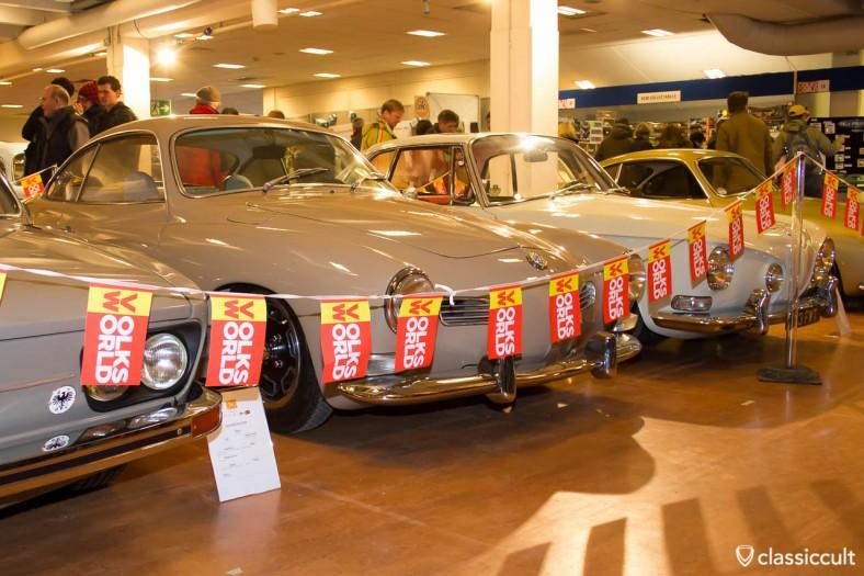 Karmann Ghias Volksworld Show