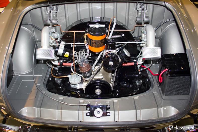 Vintage Speed Karmann Ghia