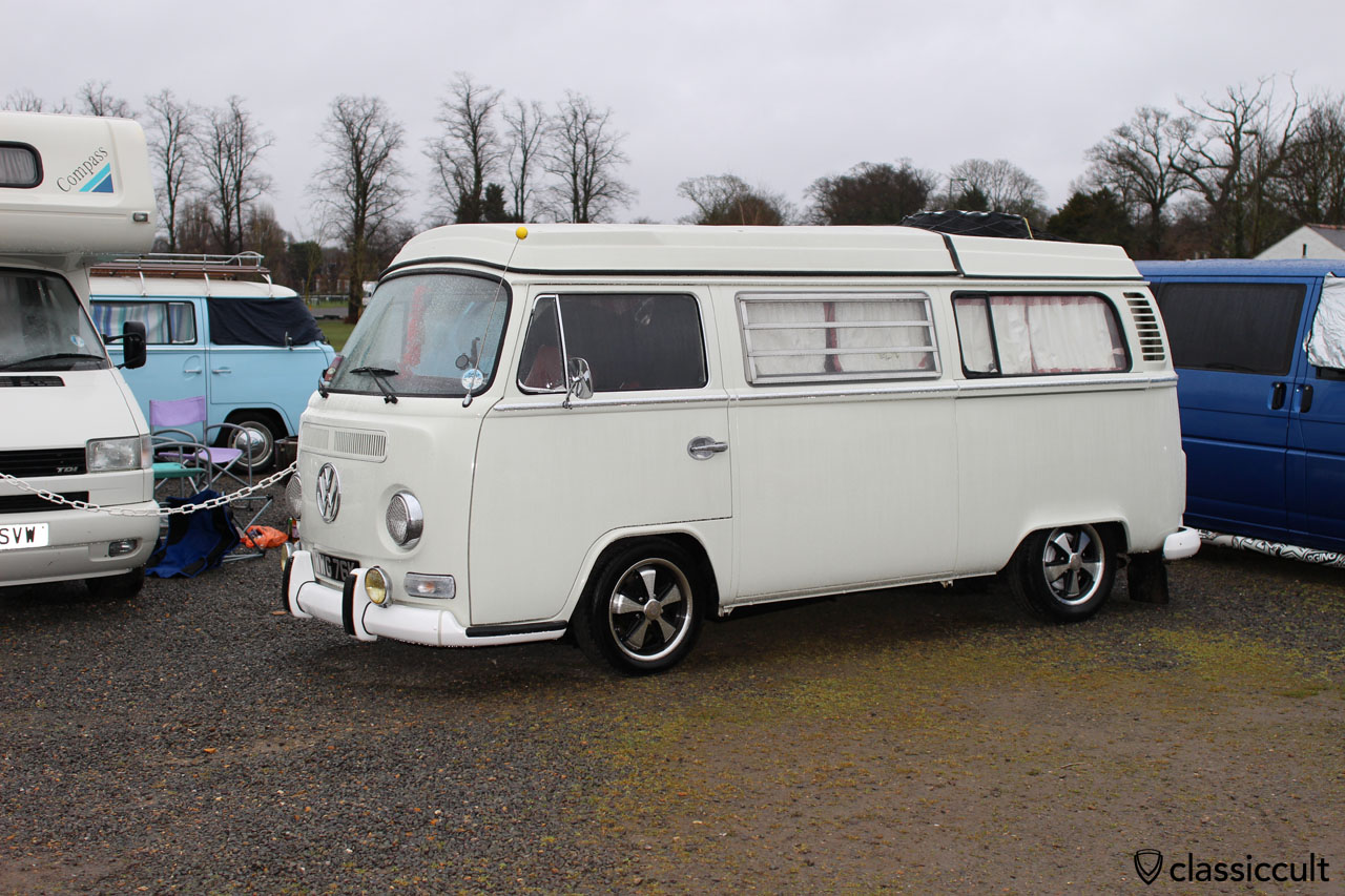 Volksworld Vw Show Sandown Park 2015 Classiccult