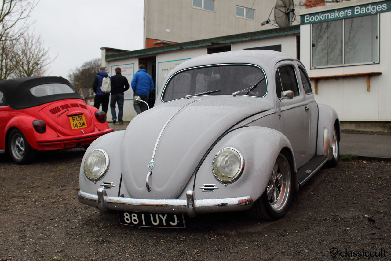 lowered Oval Bug for sale