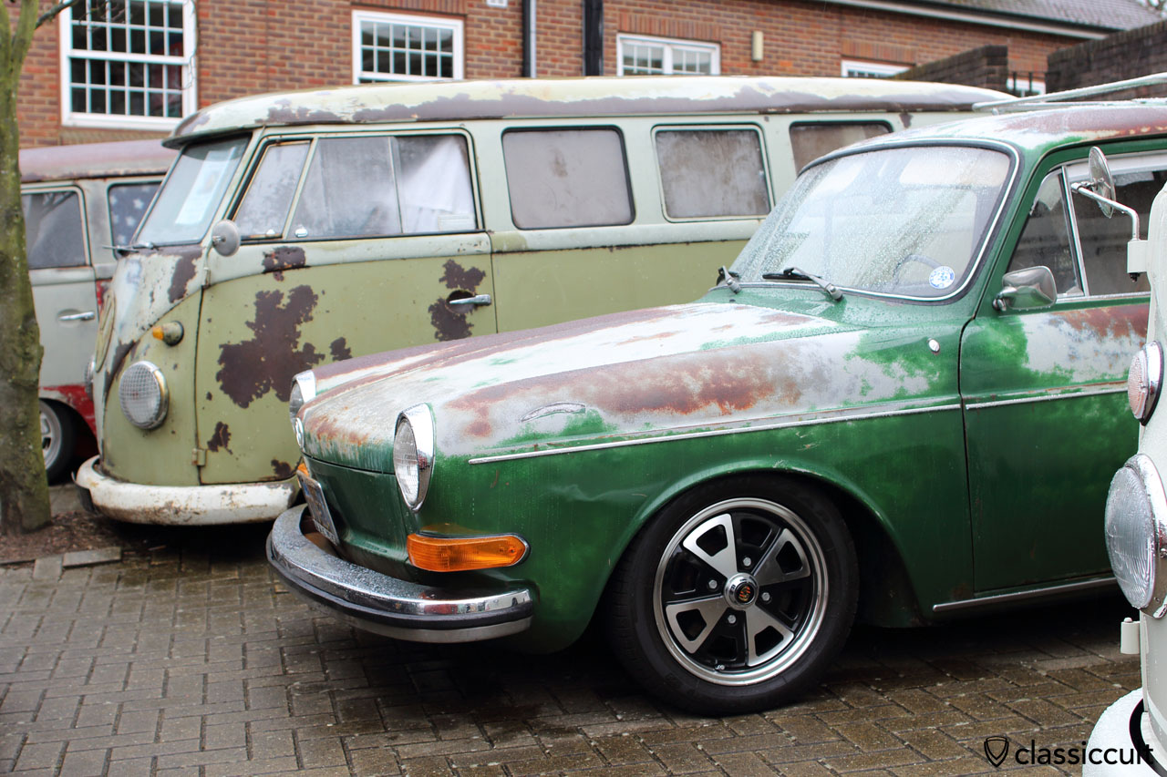great Type 3 with patina and lowered