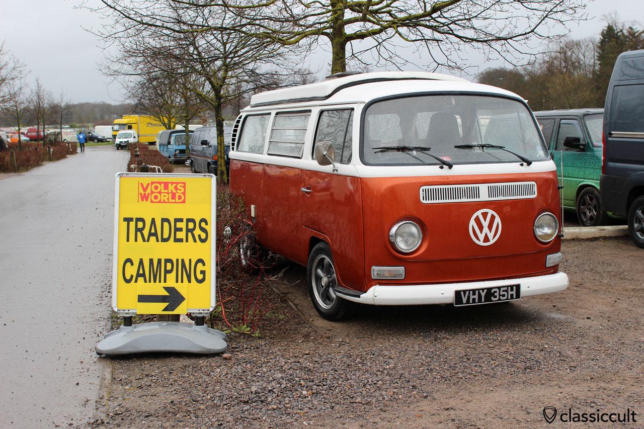 VolksWorld Traders Camping