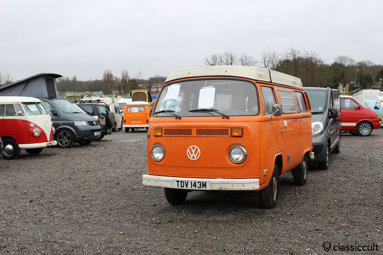 for sale 1974 VW Westie, nice untouched (about 14000 GBP)