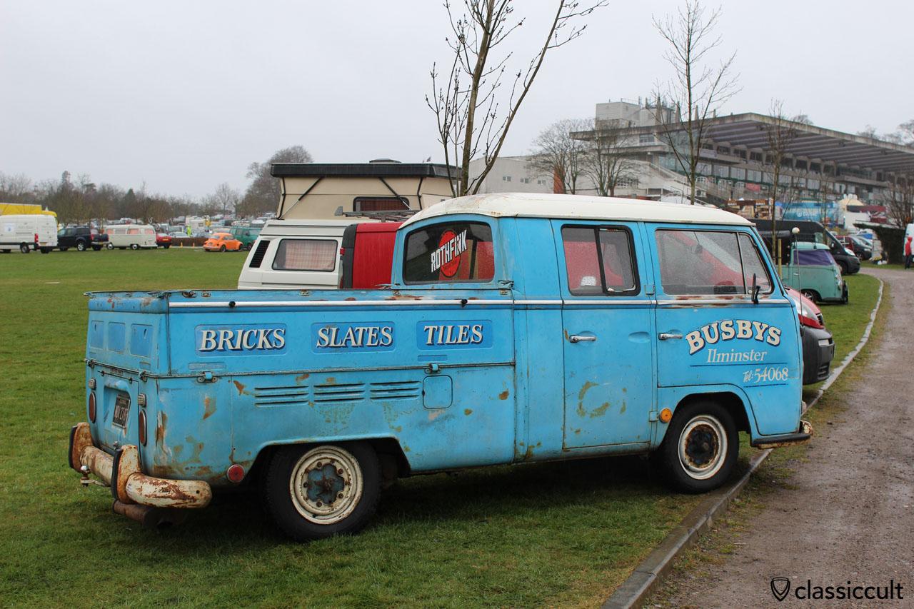 VW T1 Doka, Rothfink